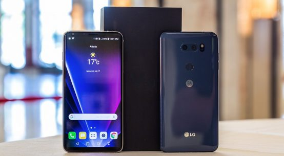 LG V35 ThinQ Phone Specifications - LG New Phone 2018