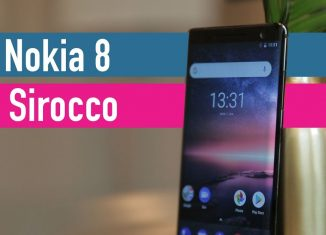 Nokia 8 Sirocco, Nokia 8 Sirocco review