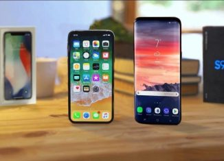 Galaxy S9 Plus Camera Test vs iPhone X Camera Test