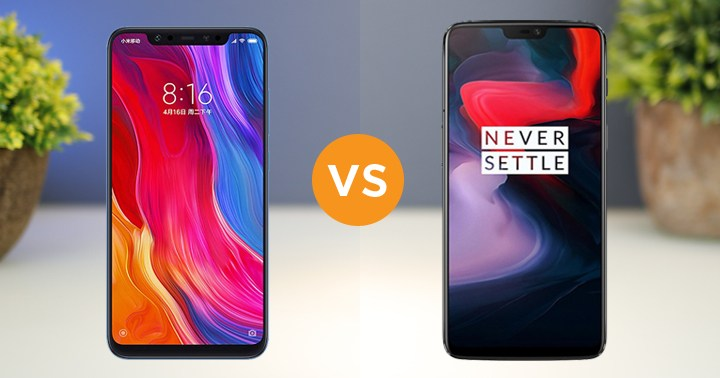 Xiaomi Mi 8 Camera vs OnePlus 6 Camera Comparison