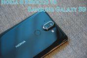 Nokia 8 Sirocco vs Samsung Galaxy S9 Camera Comparison