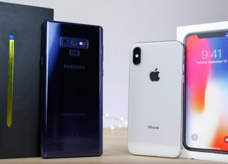 Iphone Xs Vs Samsung Galaxy Note 9 Camera Test & Specifications
