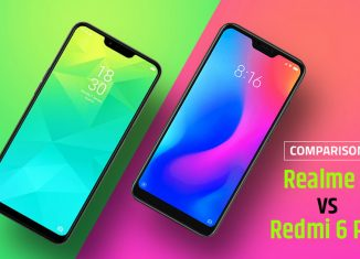 Redmi Note 6 Pro Vs Oppo Realme 2 Pro Camera Test Videos