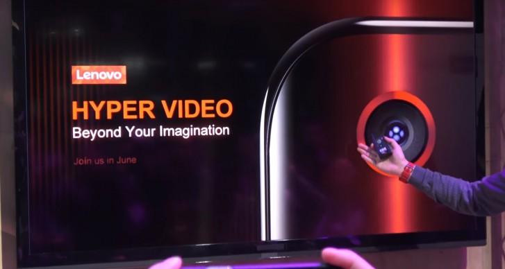 Lenovo Z6 Pro with HyperVision camera, Lenovo Z6 Pro New Phone 2019, Lenovo New Phone 2019, Lenovo Z6 Pro Camera with HyperVision