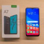 Oppo A7 Vs Galaxy A9 (2018) Speed Compare