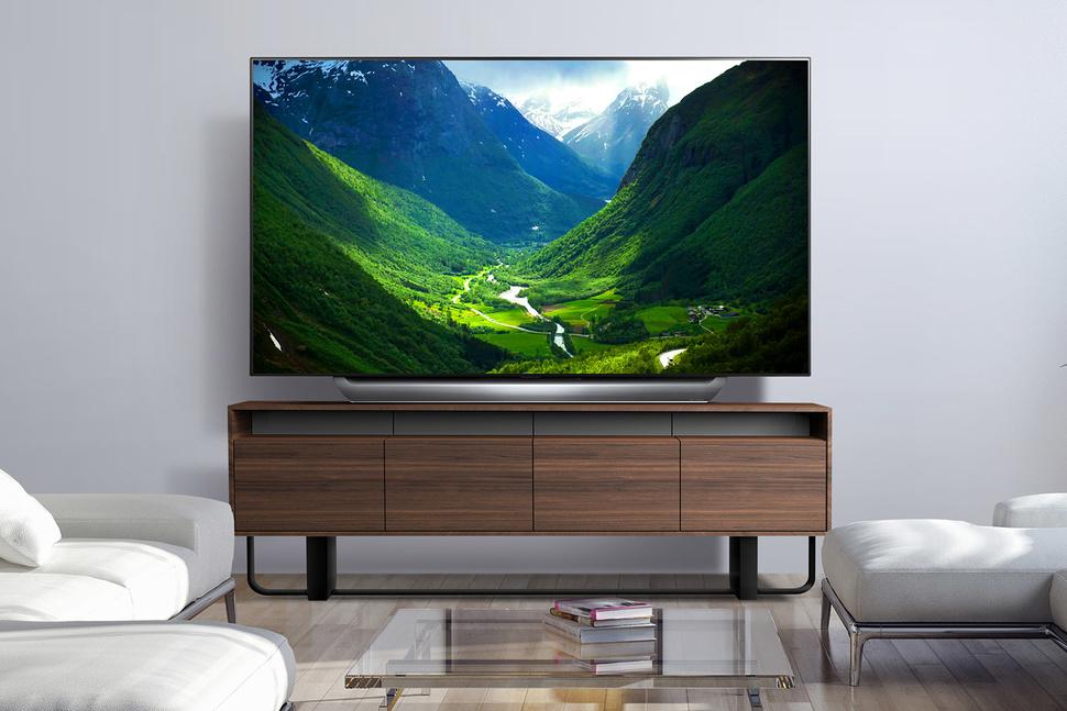 LG C8 OLED 4K TV