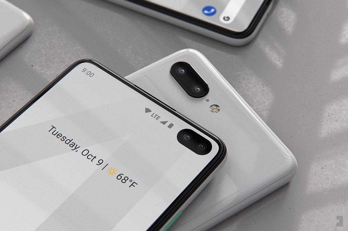 Pixel 4 leak suggests Google is already testing next-gen, Pixel 4 XL leaked photo reveals two back cameras, Google Pixel 4 release date