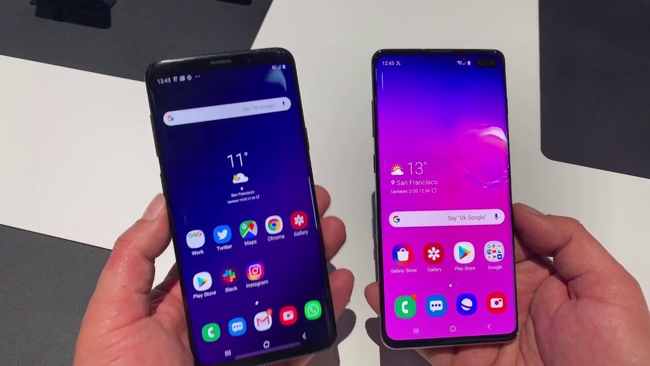 Samsung Galaxy A80 Vs Samsung Galaxy S10 Plus Camera Comparison