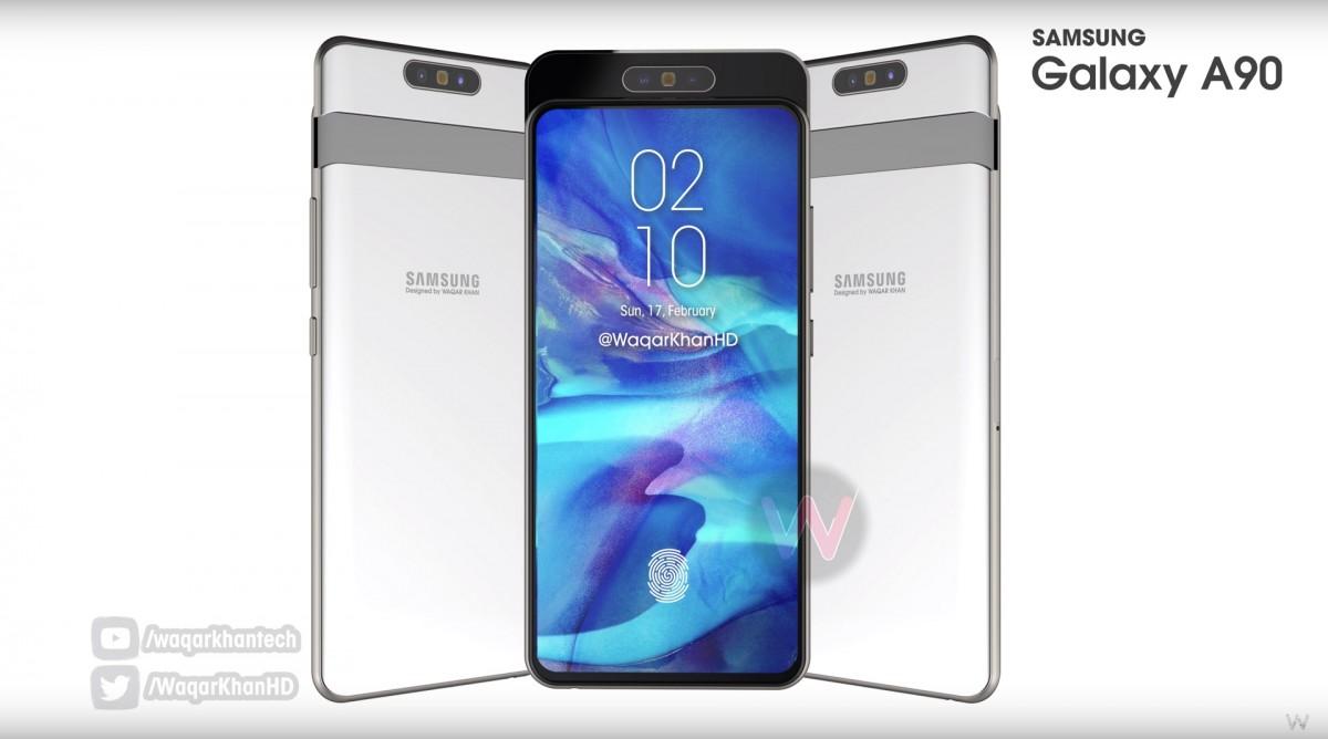 Samsung Galaxy A90 Full Details, Samsung Galaxy A90 Camera Test, Samsung Galaxy A90 Display Size, Samsung Galaxy A90 Price, Samsung Galaxy A90 Testing, Samsung Galaxy A90 Cam, Samsung Galaxy A90