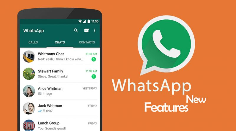 WhatsApp New Best Features in 2019, Preventing Spam Invites, Dark Mode, Search Image Feature, and More Features Added in 2019