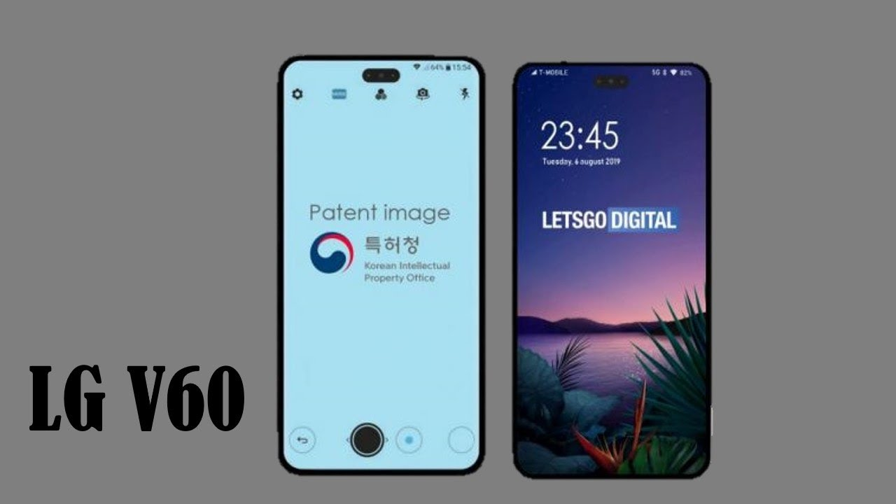 LG V60 ThinQ With 5G and Dual-Screen Details, LG V60 ThinQ to be unveiled with 5G support, LG V60 ThinQ 5G: new upcoming smartphone 2020