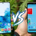 Samsung Galaxy S20 Ultra Vs Pixel 4 XL Camera Comparison