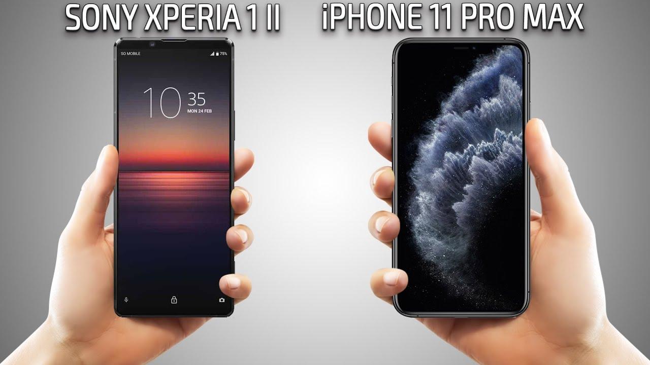 Sony Xperia 1 II & iPhone 11 Pro, Sony Xperia 1 II Camera iPhone 11 Pro Camera, Sony Xperia 1 II Camera Vs iPhone 11 Pro Camera,Sony Xperia 1 II Vs iPhone 11 Pro Speed, Sony Xperia 1 II Camera,iPhone 11 Pro Cam