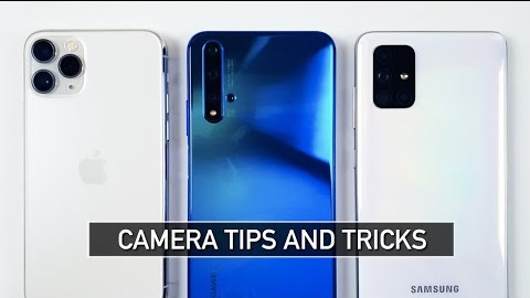 iPhone 11 Pro, Huawei Nova 5T, Samsung A71 Camera Tips and Tricks, iPhone 11 Pro vs Huawei Nova 5T vs Samsung A71 Camera Tips