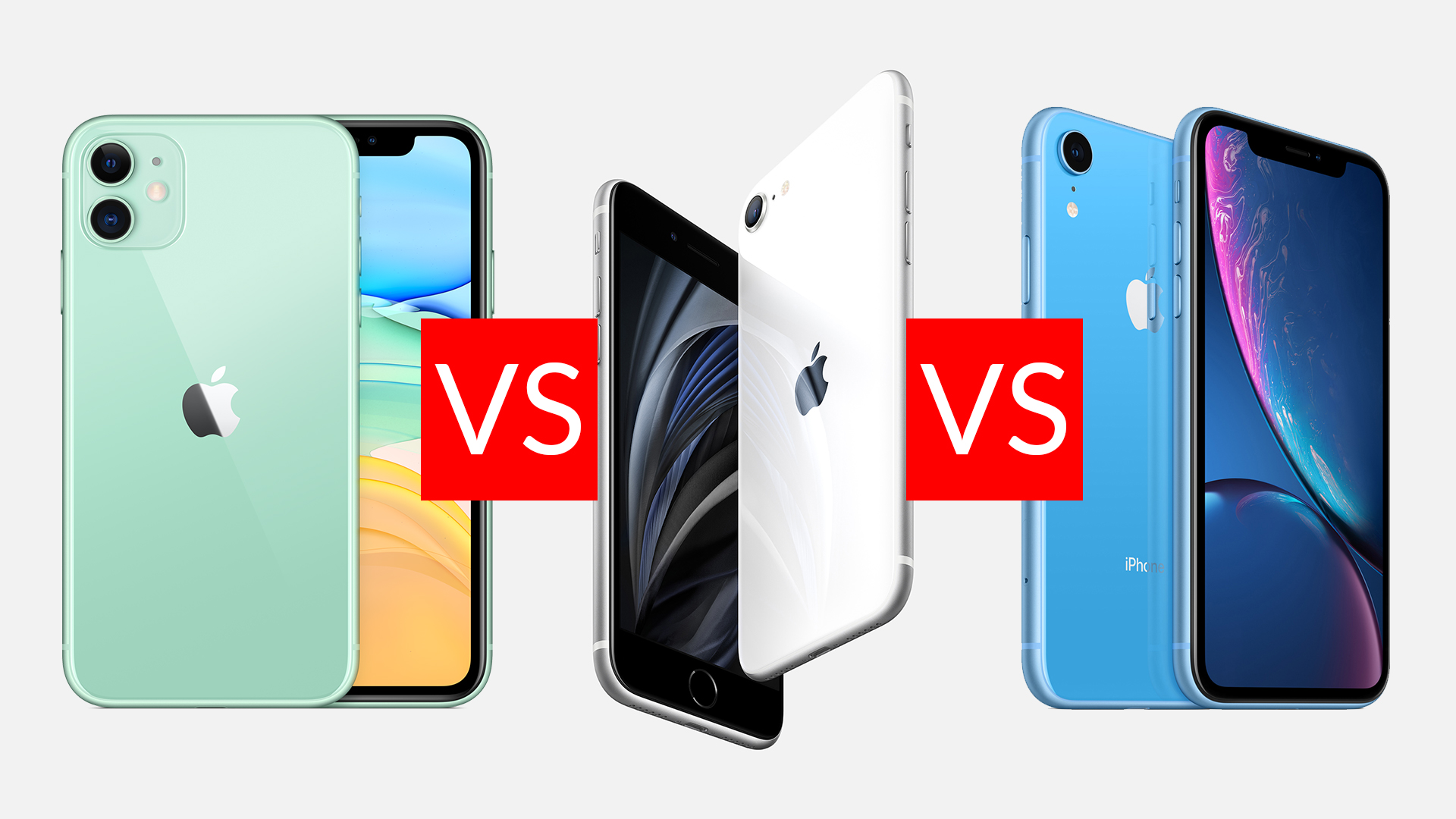iPhone SE vs iPhone 11 Vs iPhone XR Camera Comparison