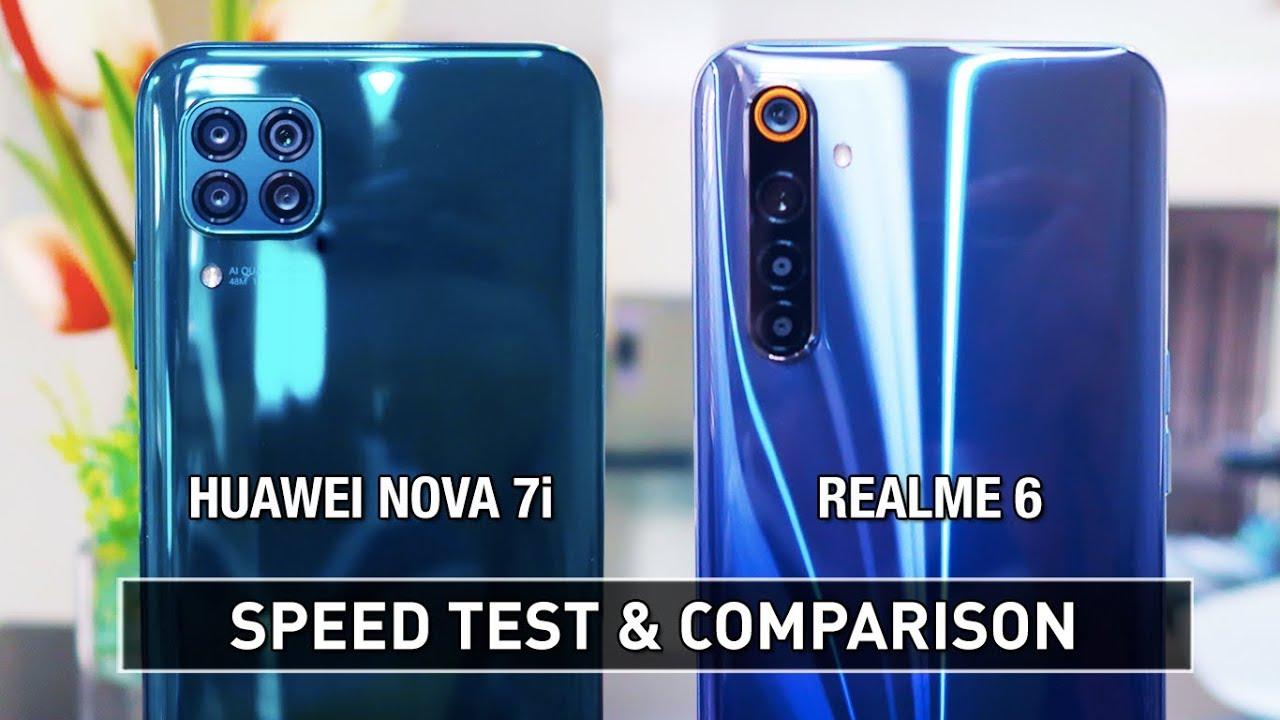 Huawei Nova 7i vs Realme 6 ,Huawei Nova 7i Camera Realme 6,Huawei Nova 7i Camera Vs Realme 6 Camera,Huawei Nova 7i Vs Realme 6 Speed,Huawei Nova 7i Camera,Realme 6 Cam