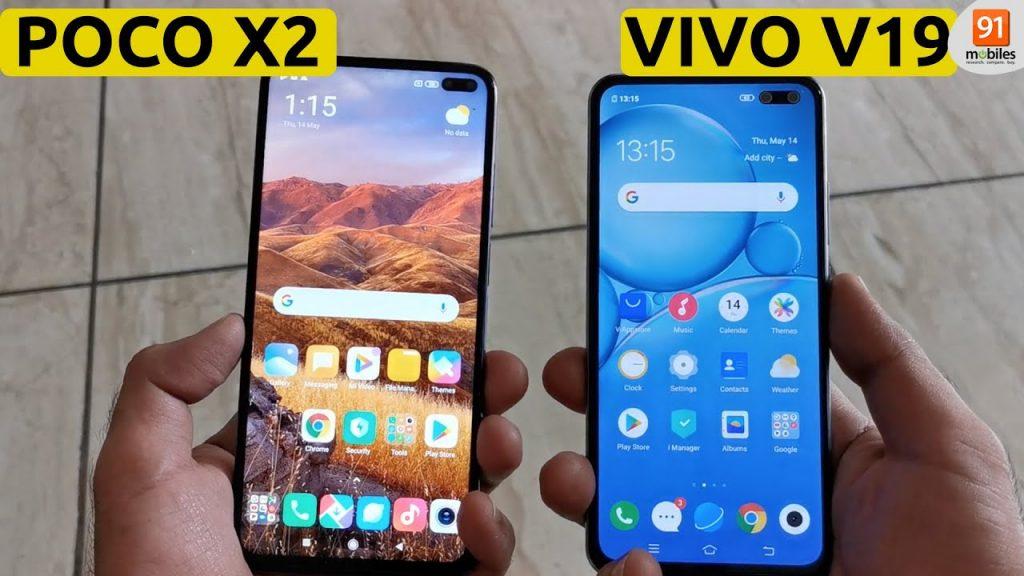 Vivo V19 vs Xiaomi Poco X2 ,Vivo V19 Camera Xiaomi Poco X2,Vivo V19 Camera Vs Xiaomi Poco X2 Camera,Vivo V19 Vs Xiaomi Poco X2 Speed,Vivo V19 Camera,Xiaomi Poco X2 Cam