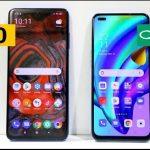 Oppo F17 Pro vs Xiaomi Poco X3 Speed Comparison