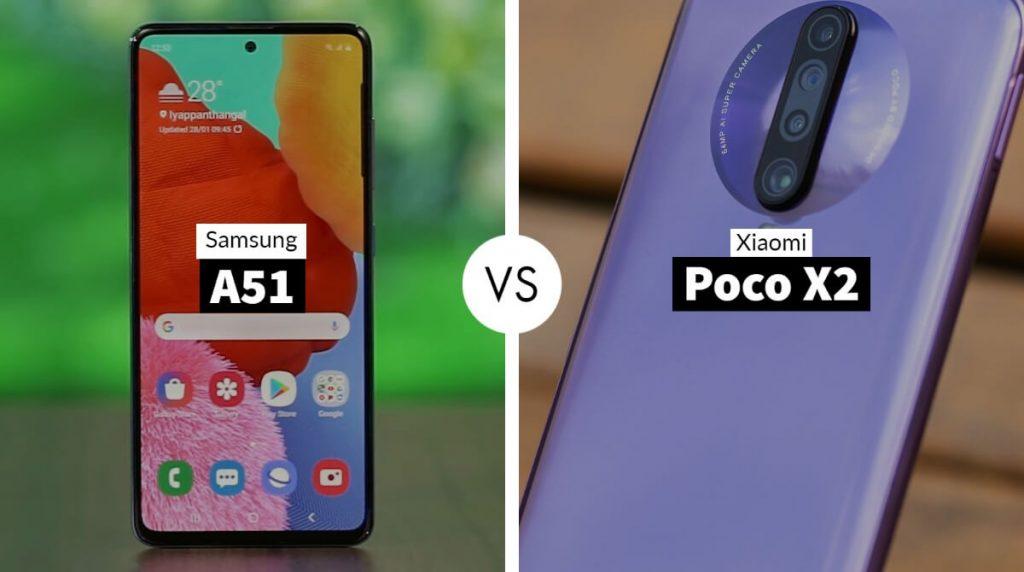 Poco X2 vsGalaxy A51 ,Poco X2 CameraGalaxy A51,Poco X2 Camera VsGalaxy A51 Camera,Poco X2 Vs Galaxy A51 Speed,Poco X2 Camera,Galaxy A51 Cam