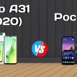Poco X2 vs Oppo A31 Speed Comparison