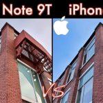 iPhone 12 Vs Xiaomi Redmi Note 9T Camera Comparison
