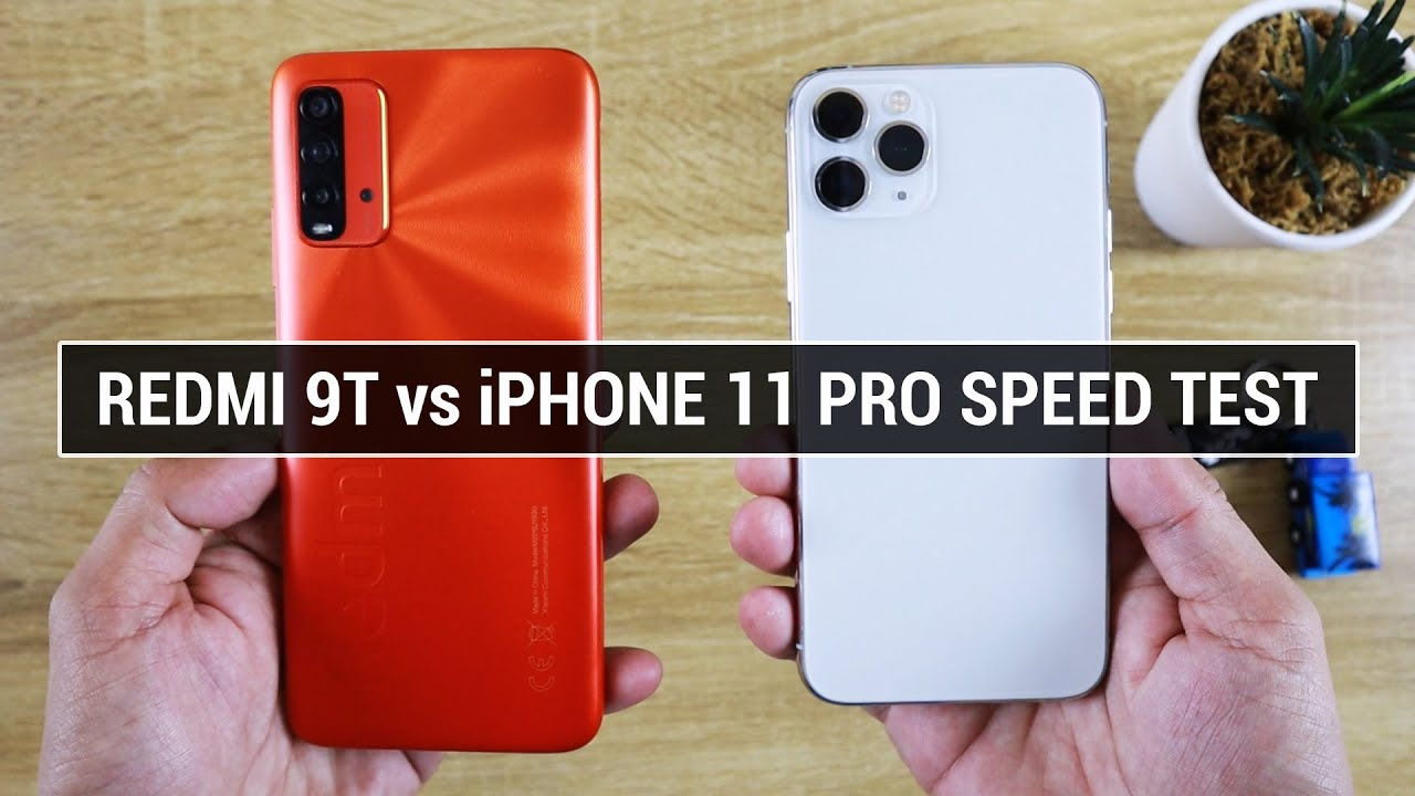 Redmi 9T vs iPhone 11 Pro ,Redmi 9T Camera iPhone 11 Pro,Redmi 9T Camera Vs iPhone 11 Pro Camera,Redmi 9T Vs iPhone 11 Pro Speed,Redmi 9T Camera, iPhone 11 Pro Cam