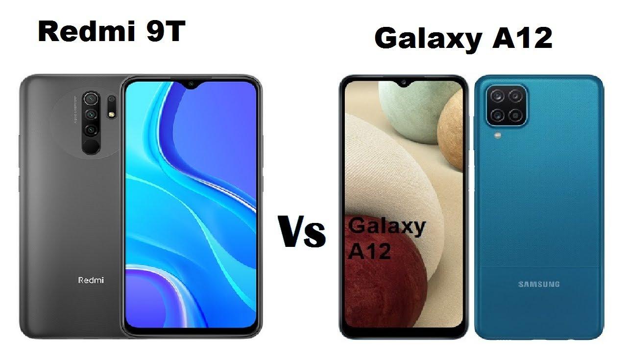 Xiaomi Redmi 9T vs Samsung A12 Battery Drain Test, Xiaomi Redmi 9T vs Samsung A12 the Best Camera Picture Xiaomi Redmi 9T Screen Guide
