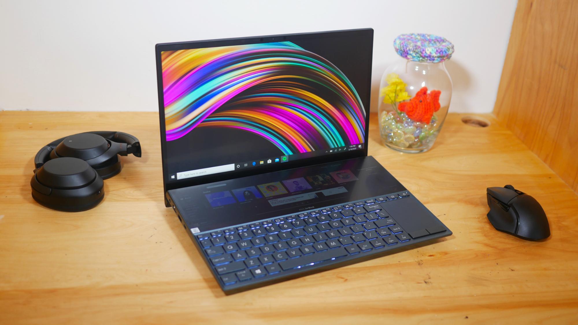 ASUS ZenBook Duo , ASUS ZenBook Duo Cam ,ASUS ZenBook Duo Camera test,ASUS ZenBook Duo Screen Repair, ASUS ZenBook Duo Camera, ASUS ZenBook Duo Unboxing, ASUS ZenBook Duo Hands-on