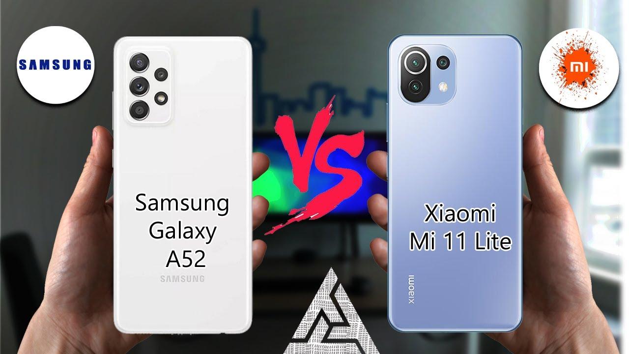 Samsung A52 vs Mi 11 Lite ,Samsung A52 Camera Mi 11 Lite,Samsung A52 Camera Vs Mi 11 Lite Camera,Samsung A52 Vs Mi 11 Lite Speed,Samsung A52 Camera, Mi 11 Lite Cama